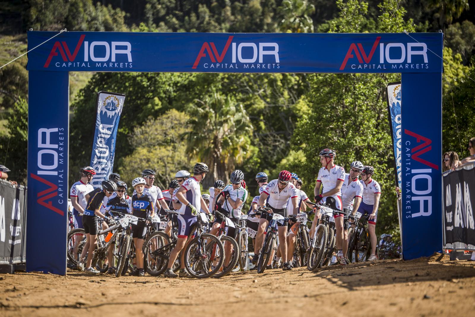 Avior Mountain bike day
